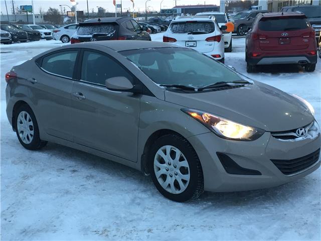 2013 Hyundai Elantra GL (Stk: 40139A) in Saskatoon - Image 1 of 14