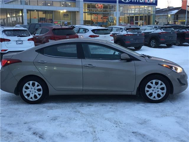 2013 Hyundai Elantra GL (Stk: 40139A) in Saskatoon - Image 2 of 14