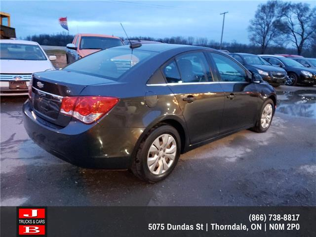 2016 Chevrolet Cruze Limited 1LT (Stk: 6008) in Thordale - Image 2 of 7