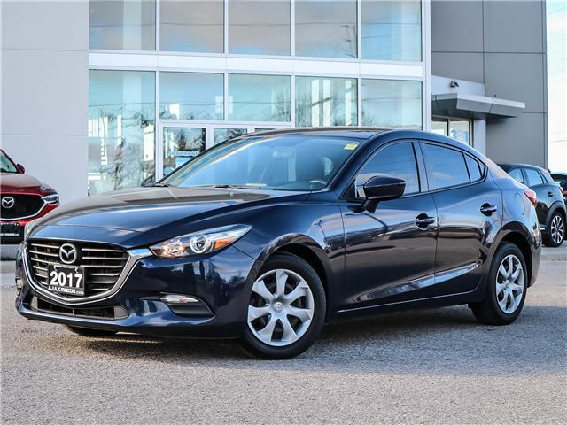 2017 Mazda Mazda3  (Stk: P5364) in Ajax - Image 1 of 23