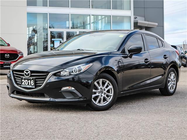 2016 Mazda Mazda3 GS (Stk: 19-1823A) in Ajax - Image 1 of 23
