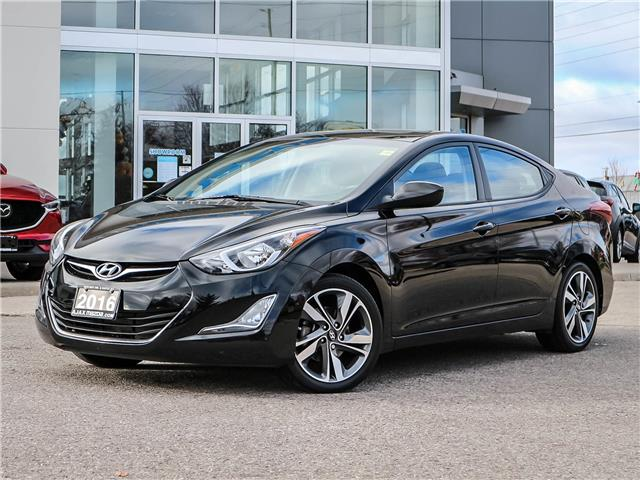 2016 Hyundai Elantra GLS (Stk: P5277) in Ajax - Image 1 of 24