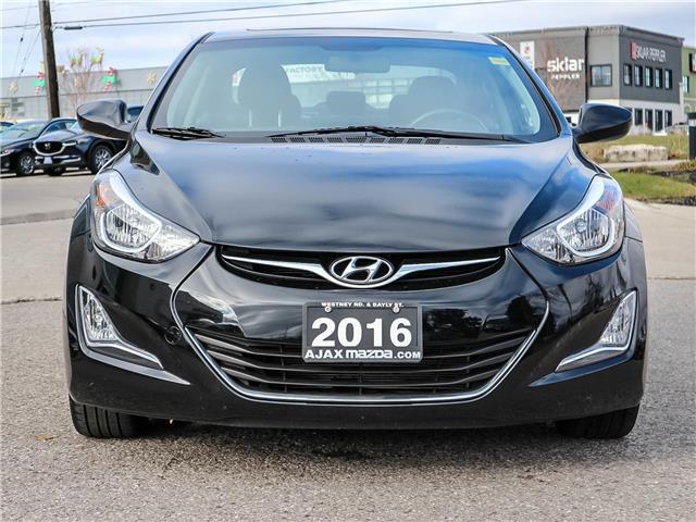 2016 Hyundai Elantra  (Stk: P5277) in Ajax - Image 2 of 24