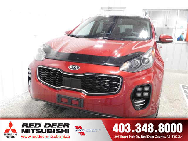 2017 Kia Sportage SX Turbo (Stk: L8646) in Red Deer County - Image 2 of 17
