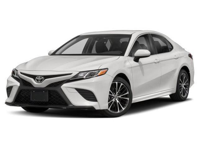 2018 Toyota Camry SE (Stk: 181110) in Regina - Image 1 of 9