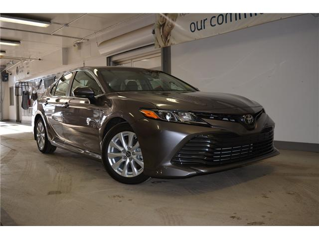 2018 Toyota Camry LE (Stk: 181105) in Regina - Image 1 of 31