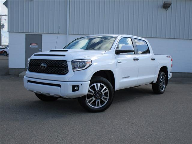 2018 Toyota Tundra SR5 Plus 5.7L V8 (Stk: 183607) in Regina - Image 1 of 39