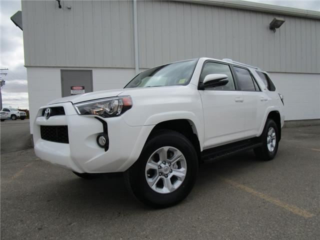 2018 Toyota 4Runner SR5 (Stk: 183706) in Regina - Image 1 of 26