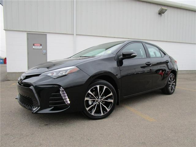 2019 Toyota Corolla SE Upgrade Package (Stk: 191024) in Regina - Image 1 of 30
