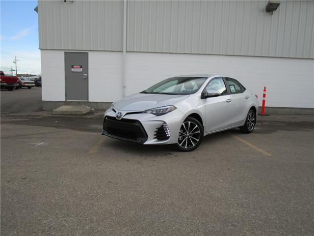 2019 Toyota Corolla SE Upgrade Package (Stk: 191040) in Regina - Image 1 of 27