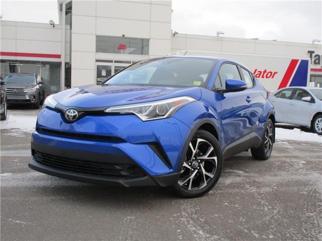 2019 Toyota C-HR XLE Premium Package (Stk: 193031) in Regina - Image 1 of 30