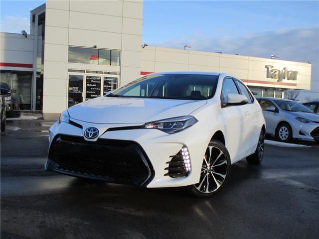 2019 Toyota Corolla SE Upgrade Package (Stk: 191055) in Regina - Image 1 of 40