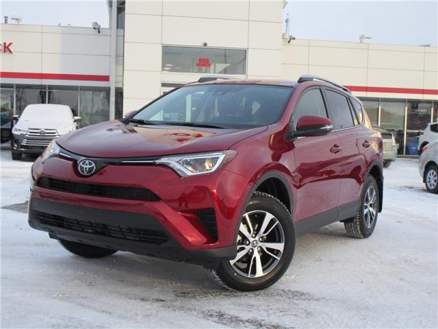 2018 Toyota RAV4 LE (Stk: 183779) in Regina - Image 1 of 31