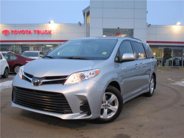 2019 Toyota Sienna LE 8-Passenger (Stk: 193058) in Regina - Image 1 of 35