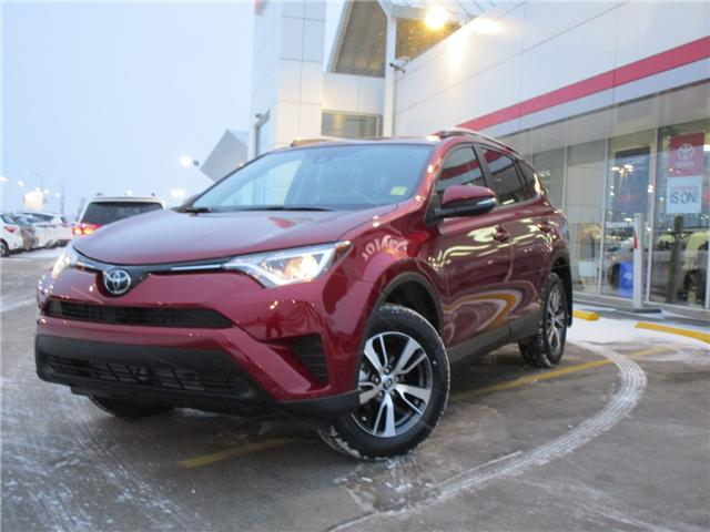 2018 Toyota RAV4 LE (Stk: 183783) in Regina - Image 1 of 27