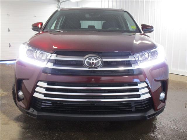 2019 Toyota Highlander XLE (Stk: 193093) in Regina - Image 1 of 39