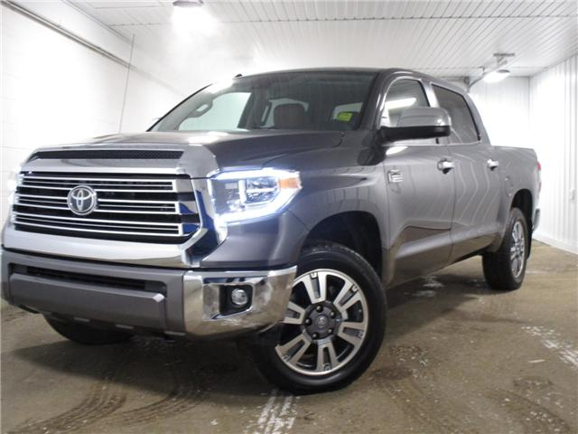 2019 Toyota Tundra 1794 Edition Package (Stk: 193056) in Regina - Image 1 of 30