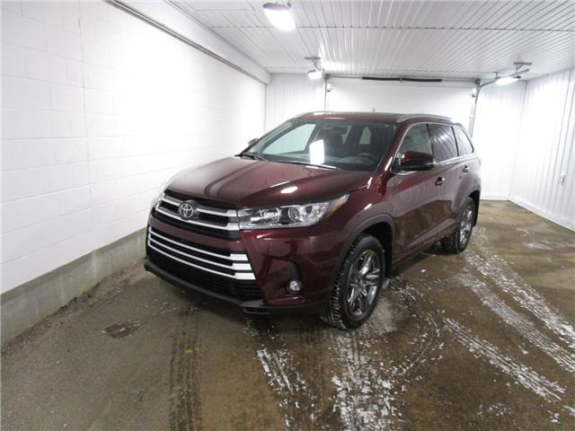 2019 Toyota Highlander Limited (Stk: 193085) in Regina - Image 1 of 33