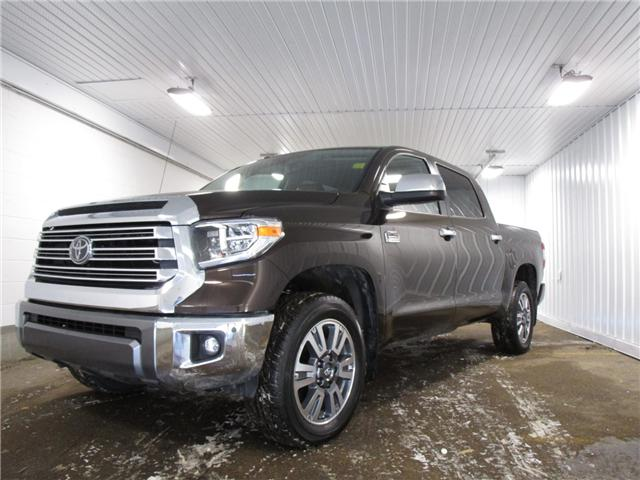 2019 Toyota Tundra 1794 Edition Package (Stk: 193099) in Regina - Image 1 of 29