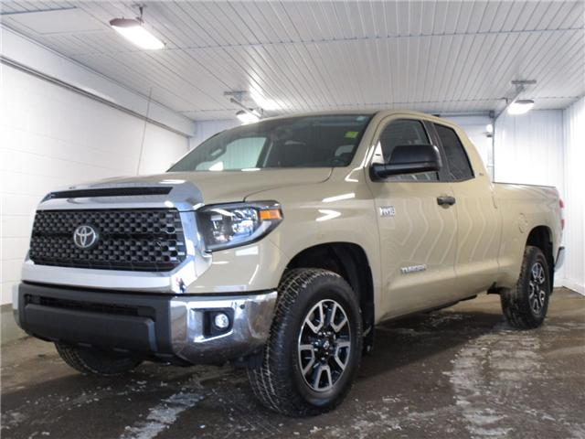 2019 Toyota Tundra TRD Offroad Package (Stk: 193108) in Regina - Image 1 of 26