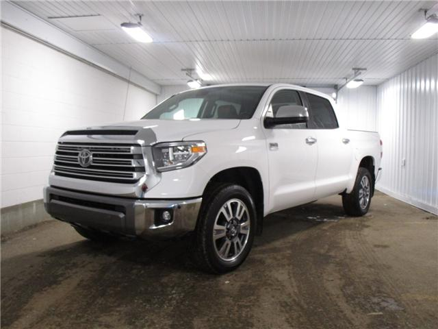 2019 Toyota Tundra 1794 Edition Package (Stk: 193039) in Regina - Image 1 of 23
