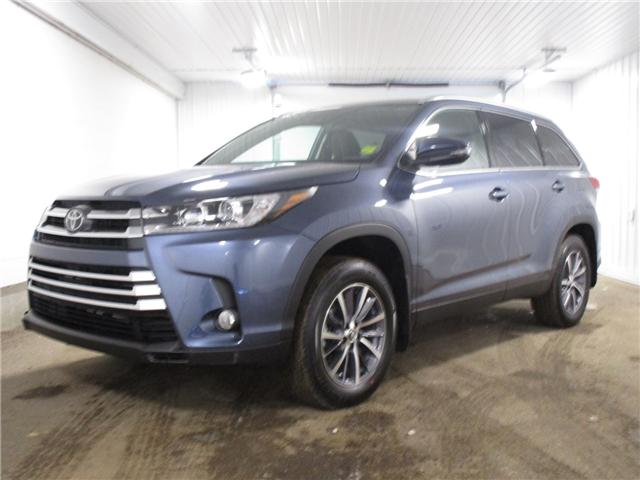 2019 Toyota Highlander XLE (Stk: 193115) in Regina - Image 1 of 23