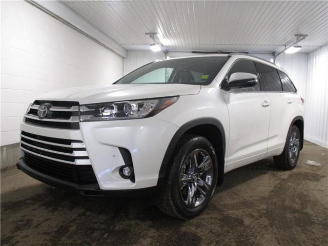 2019 Toyota Highlander Limited (Stk: 193117) in Regina - Image 1 of 24