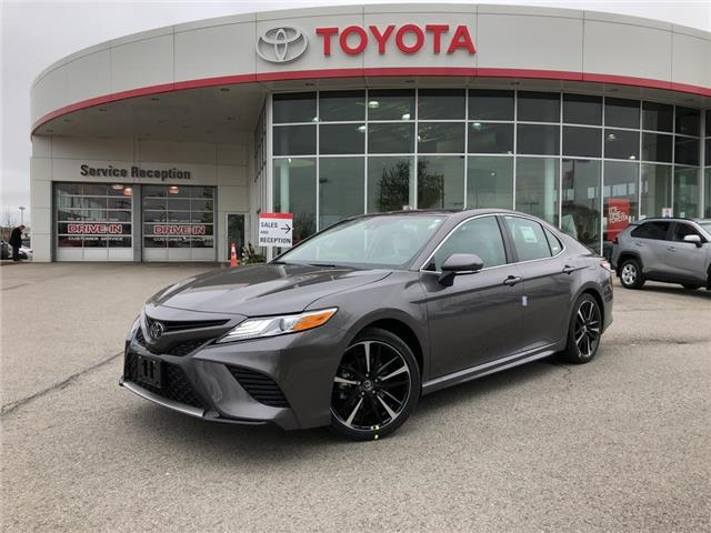 2020 Toyota Camry XSE (Stk: 31461) in Aurora - Image 1 of 15