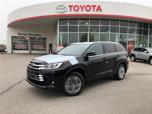 2019 Toyota Highlander  (Stk: 31487) in Aurora - Image 1 of 15