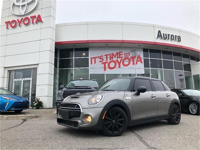 2018 MINI 5 Door Cooper S (Stk: 314041) in Aurora - Image 1 of 20