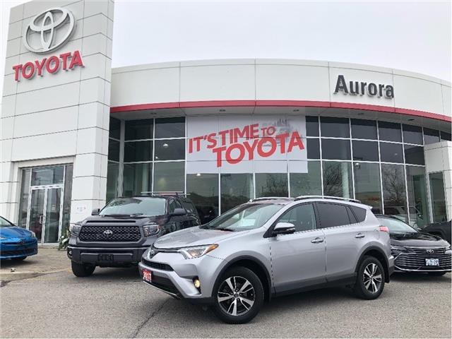 2017 Toyota RAV4  (Stk: 314331) in Aurora - Image 1 of 22