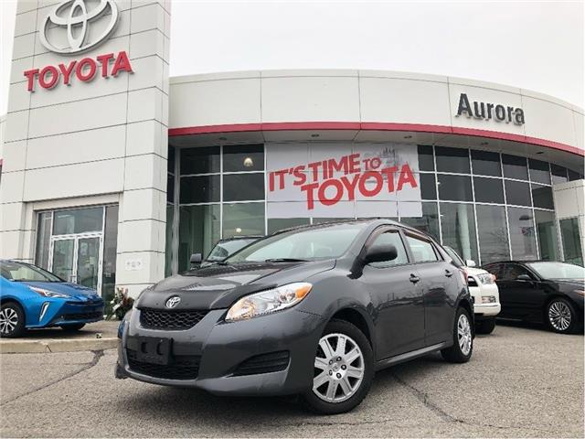 2012 Toyota Matrix Base (Stk: 221712) in Aurora - Image 1 of 18