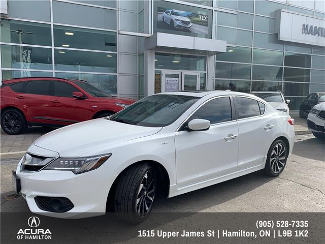 2017 Acura ILX A-Spec (Stk: 1718100) in Hamilton - Image 2 of 24