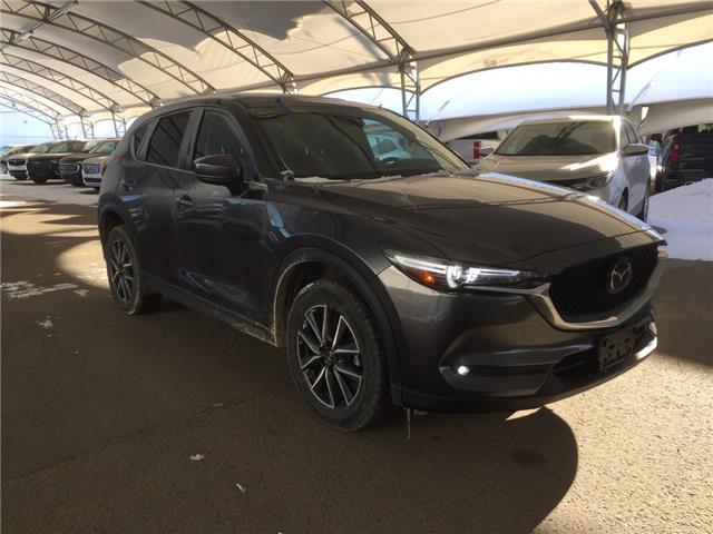 2017 Mazda CX-5 GT JM3KFBDL1H0154534 177095 in AIRDRIE