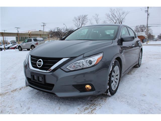 2018 Nissan Altima 2.5 S (Stk: CWVL2863) in Regina - Image 1 of 20
