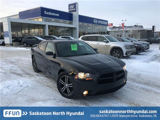 2014 Dodge Charger SXT (Stk: 40043A) in Saskatoon - Image 1 of 29