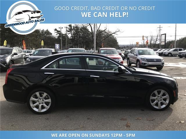 2015 Cadillac ATS 2.0L Turbo (Stk: 15-42978) in Greenwood - Image 1 of 13