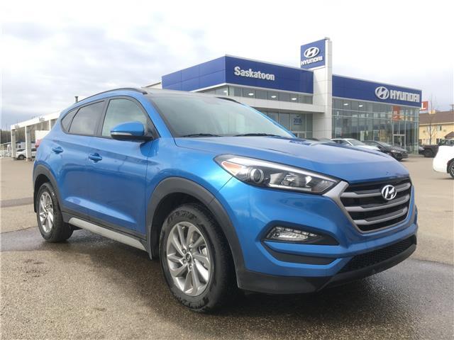 2017 Hyundai Tucson SE (Stk: 39212A) in Saskatoon - Image 1 of 16