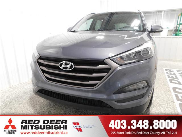 2016 Hyundai Tucson Premium (Stk: L8642A) in Red Deer County - Image 2 of 18