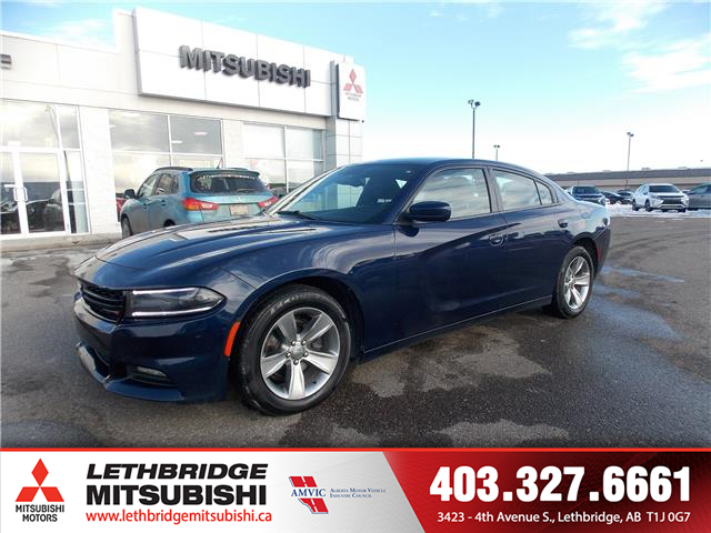 2015 Dodge Charger SXT (Stk: P3902B) in Lethbridge - Image 1 of 17