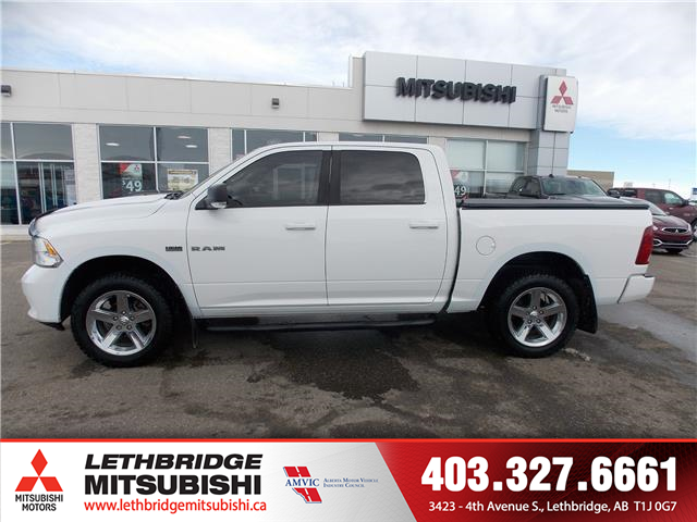 2010 Dodge Ram 1500 Laramie (Stk: P3956A) in Lethbridge - Image 1 of 16