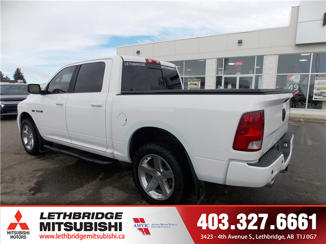 2010 Dodge Ram 1500 Laramie (Stk: P3956A) in Lethbridge - Image 2 of 16