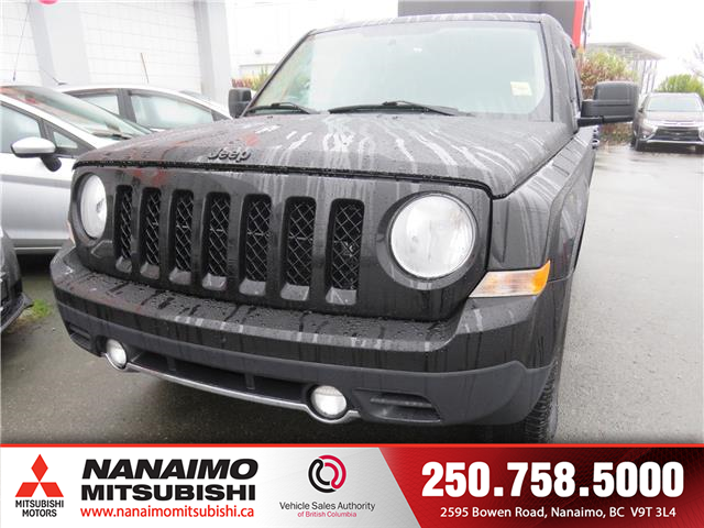 2017 Jeep Patriot Sport/North (Stk: LP1726A) in Nanaimo - Image 1 of 12