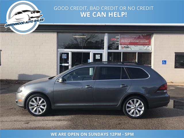 2013 Volkswagen Golf 2.0 TDI Highline (Stk: 13-57764) in Greenwood - Image 1 of 13