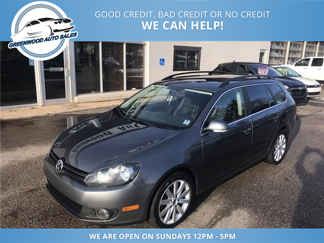 2013 Volkswagen Golf 2.0 TDI Highline (Stk: 13-57764) in Greenwood - Image 2 of 13