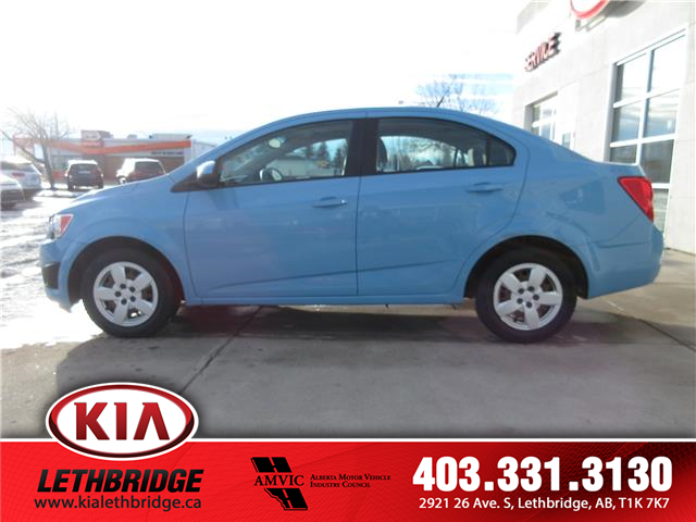 2014 Chevrolet Sonic LS Auto (Stk: 20FT8164A) in Lethbridge - Image 2 of 17
