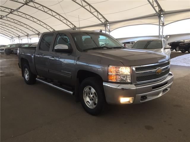 2013 Chevrolet Silverado 1500 LT (Stk: 122317) in AIRDRIE - Image 1 of 40