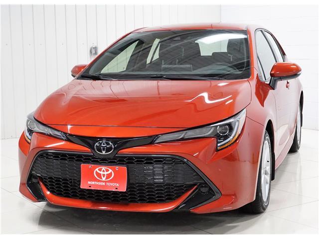 2019 Toyota Corolla Hatchback Base (Stk: HB19013) in Sault Ste. Marie - Image 1 of 19