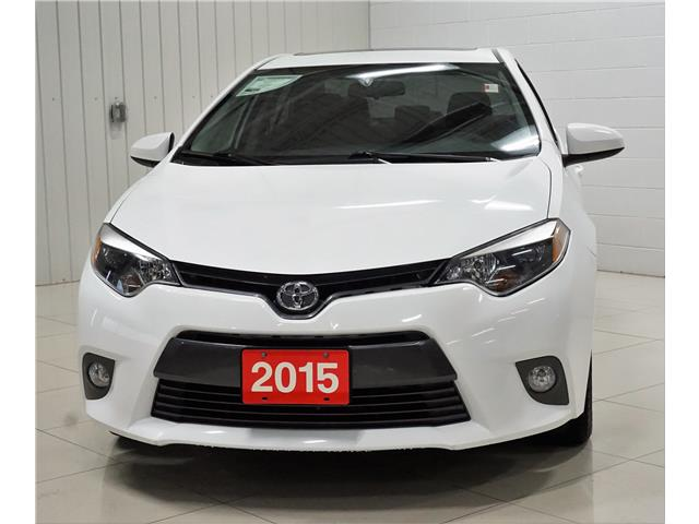 2015 Toyota Corolla LE (Stk: T19346A) in Sault Ste. Marie - Image 1 of 21
