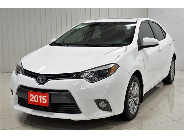 2015 Toyota Corolla LE (Stk: T19346A) in Sault Ste. Marie - Image 2 of 21